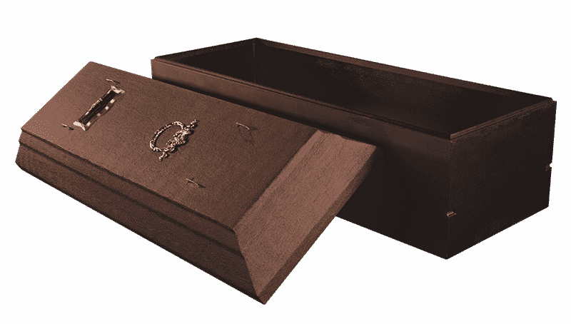 Estate Burial Vault Double Protection For A Casket Trigard
