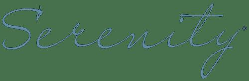 Serenity Infant and Child Casket Vault Logo