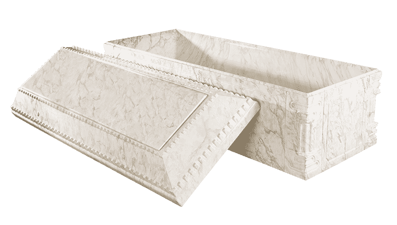Aegean Burial Vault Classic Look Of Carved Stone Trigard