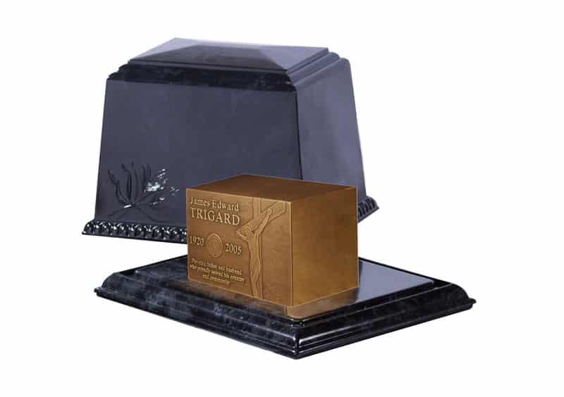 Millennium Cremation Urn Vault