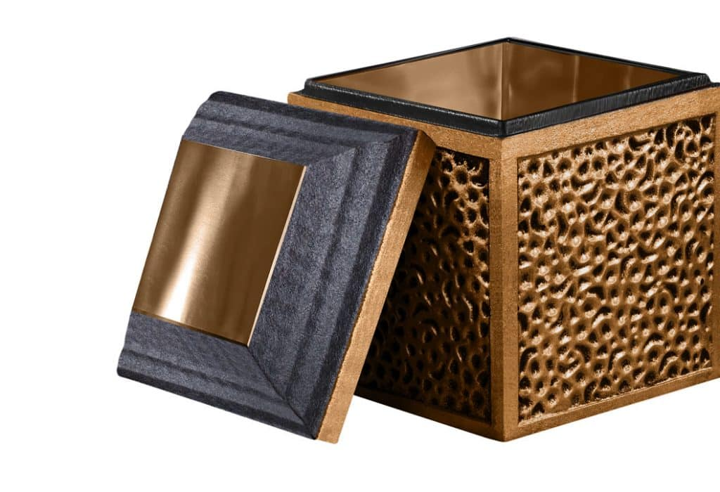 Reflection Cremation Urn Vault