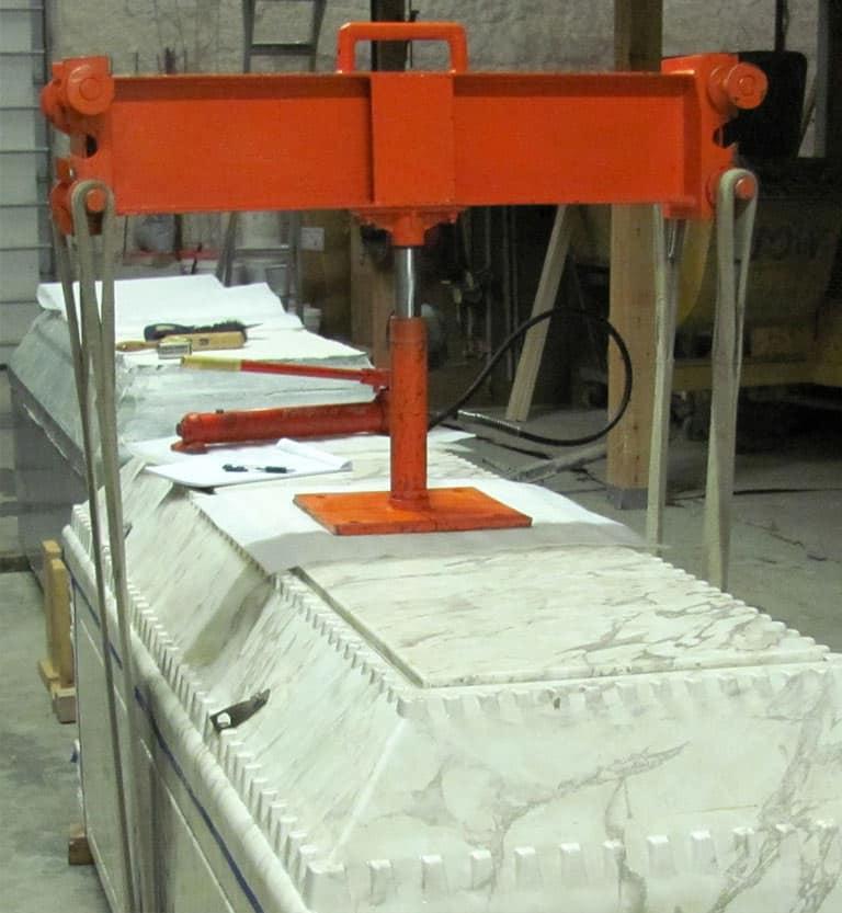 Burial Vault Testing