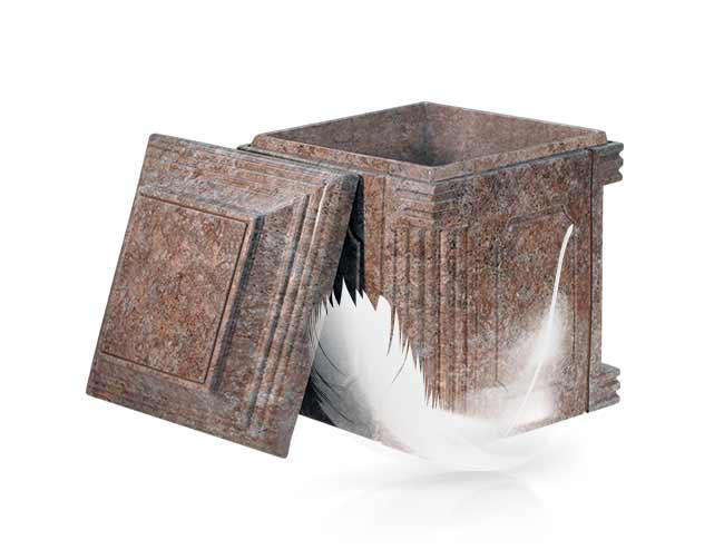 Aegean Ultra Cremation Urn Vault
