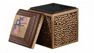 Cremation Urn Vault