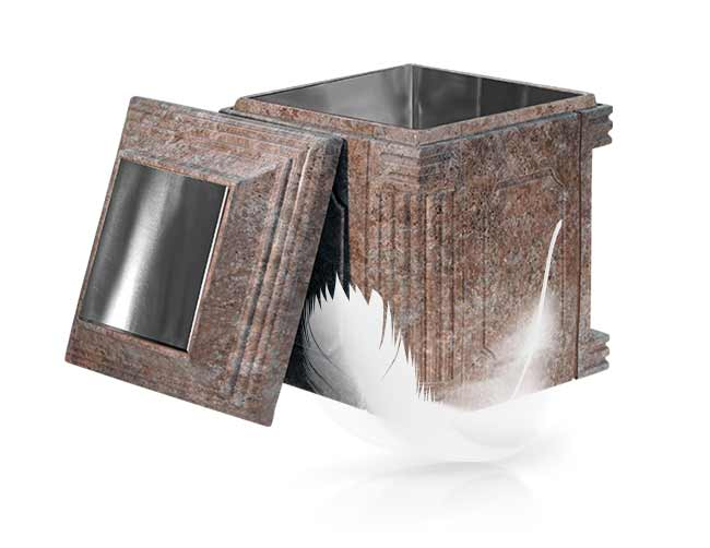 elite ultra cremation urn vault