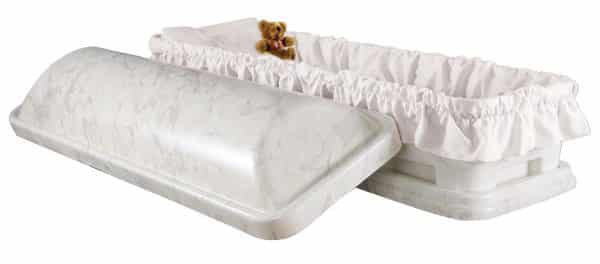 Youth Serenity White Marble