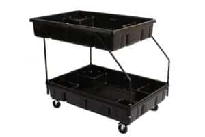 Flower Cart - Funeral Home Products