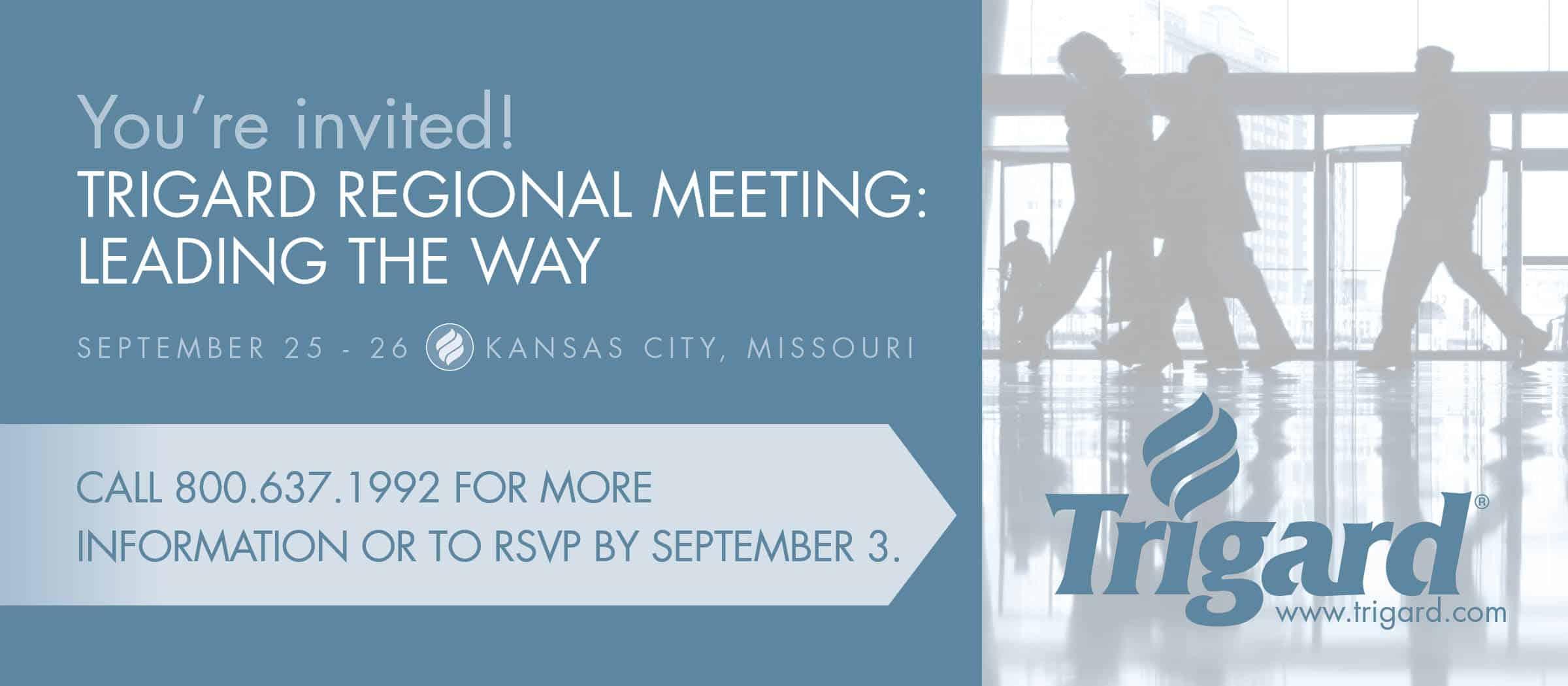Fall Trigard Regional Meeting
