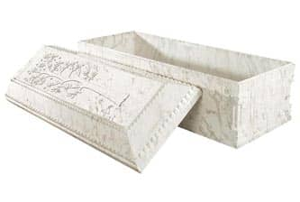 Healing Tree White Marble Burial Vaults