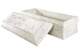 Healing Tree White Marble Burial Vaults