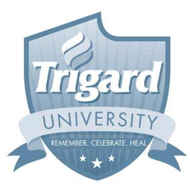 Trigard University Logo