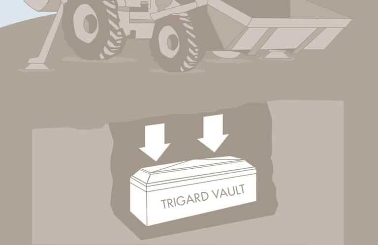 Are Burial Vaults Required Trigard Vault Strength