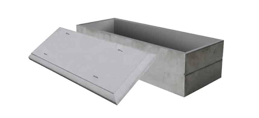 Concrete Box Grave Liner