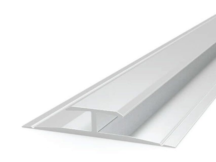 Aluminum H Channel Trim