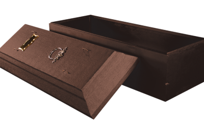 Estate Brown Burial Vault