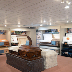 Funeral Home Showroom