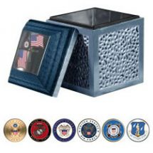 Cremation Urn Vaults Military Honors