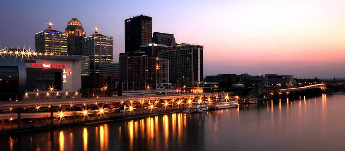 Trigard Convention in Downtown Louisville