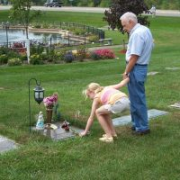 Why Bury Cremated Remains